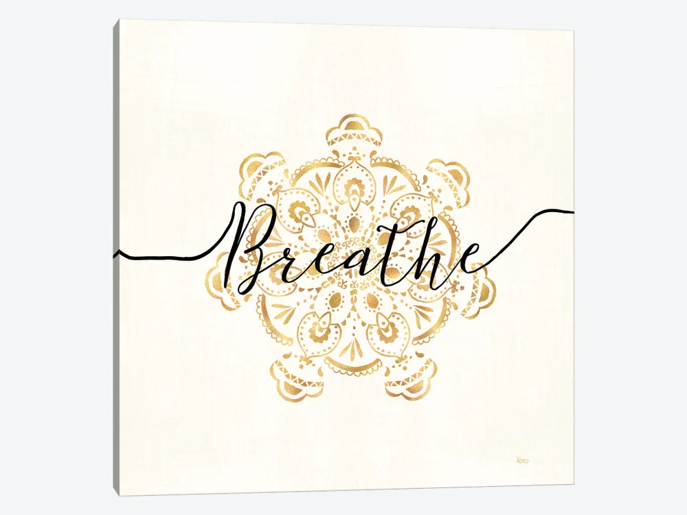 Namaste II by Veronique Charron 1-piece Canvas Wall Art
