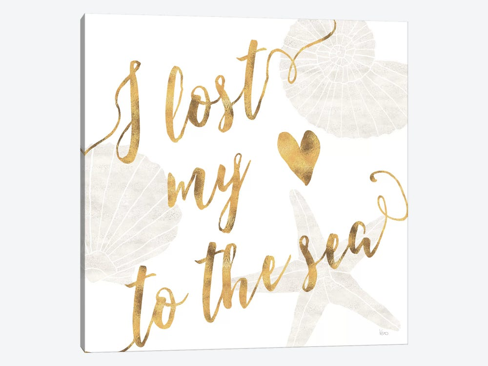 To The Sea I by Veronique Charron 1-piece Canvas Art