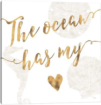 To The Sea II Canvas Art Print