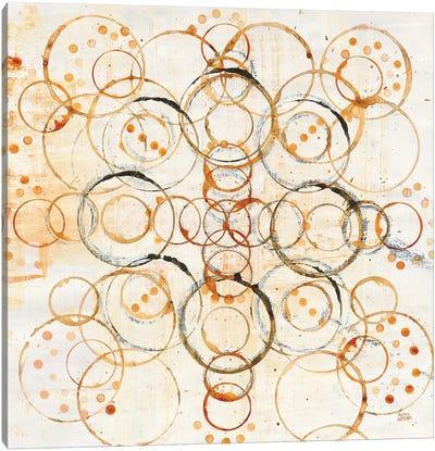 Henna Mandala I Canvas Print #WAC6684