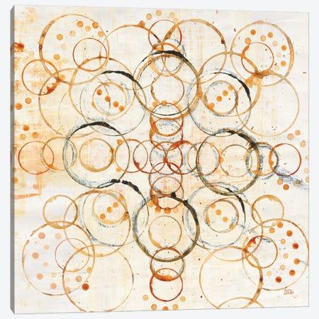 Henna Mandala I Canvas Print #WAC6684} by Melissa Averinos Canvas Art Print