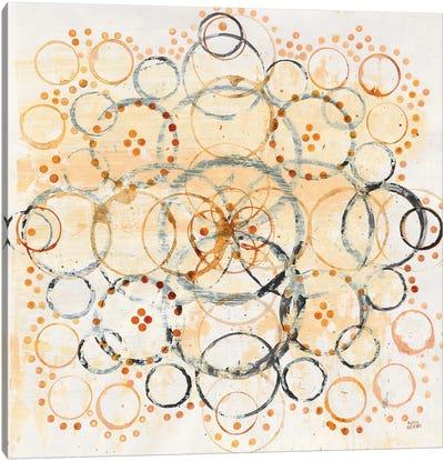 Henna Mandala II Canvas Print #WAC6685