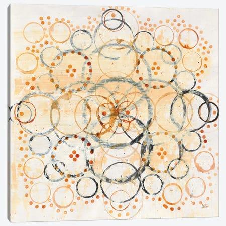 Henna Mandala II Canvas Print #WAC6685} by Melissa Averinos Canvas Print