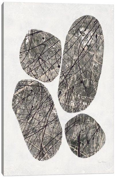 Ballinglen Warm Panel I Canvas Art Print