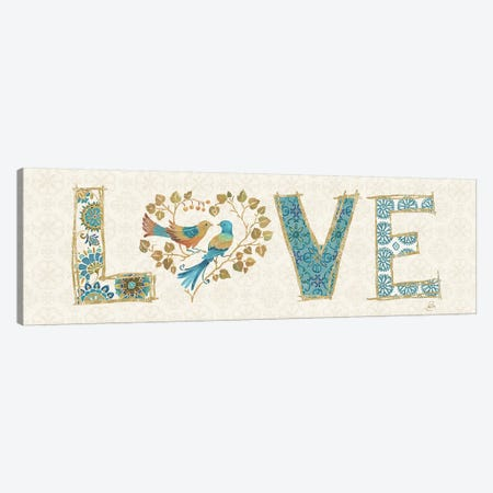 Love Tales VI Canvas Print #WAC6728} by Daphne Brissonnet Canvas Print