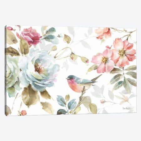 Beautiful Romance IV Canvas Print #WAC6731} by Lisa Audit Canvas Art