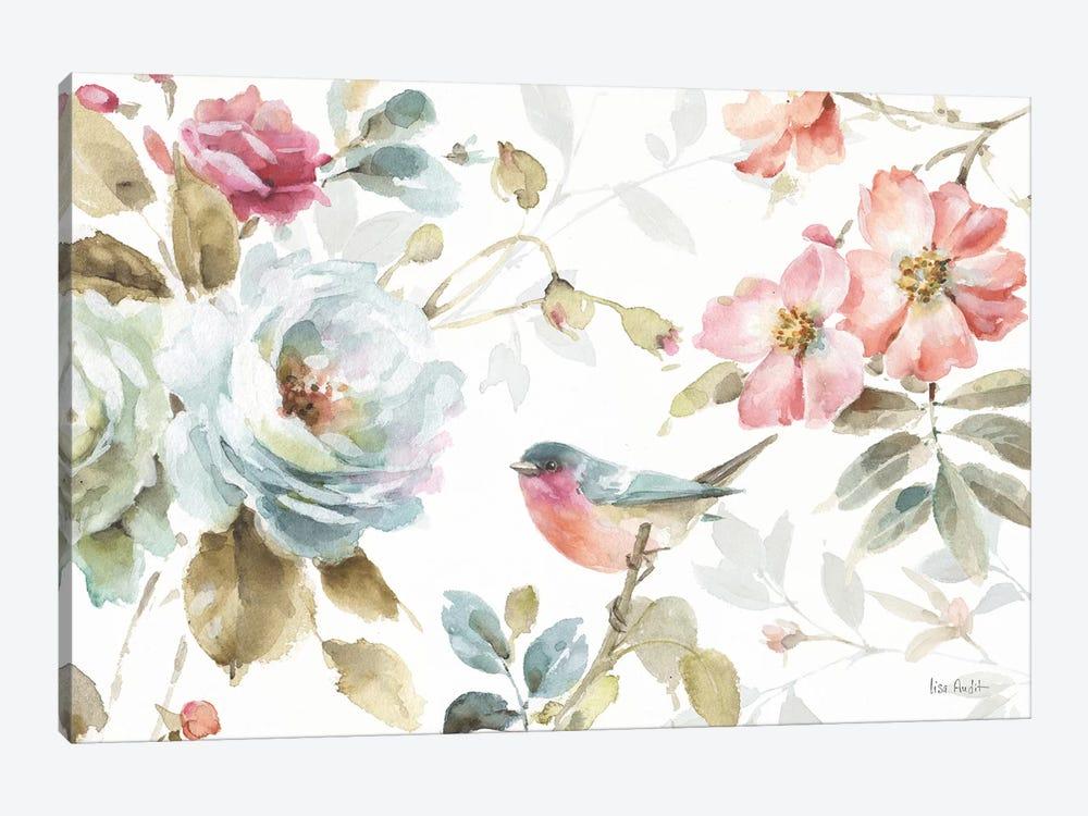 Beautiful Romance IV by Lisa Audit 1-piece Canvas Print
