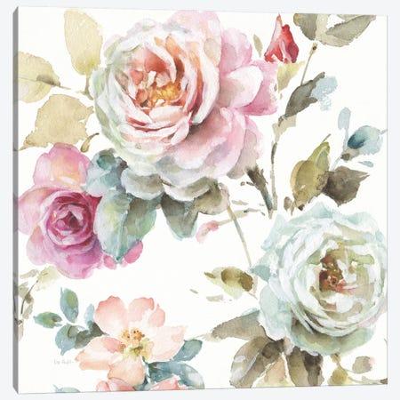 Beautiful Romance V Canvas Print #WAC6732} by Lisa Audit Canvas Wall Art
