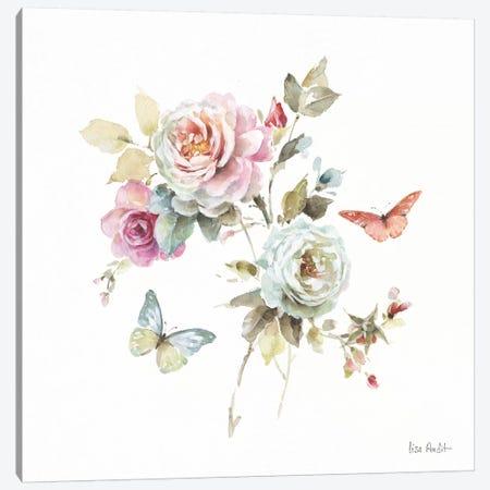 Beautiful Romance VII Canvas Print #WAC6734} by Lisa Audit Canvas Print
