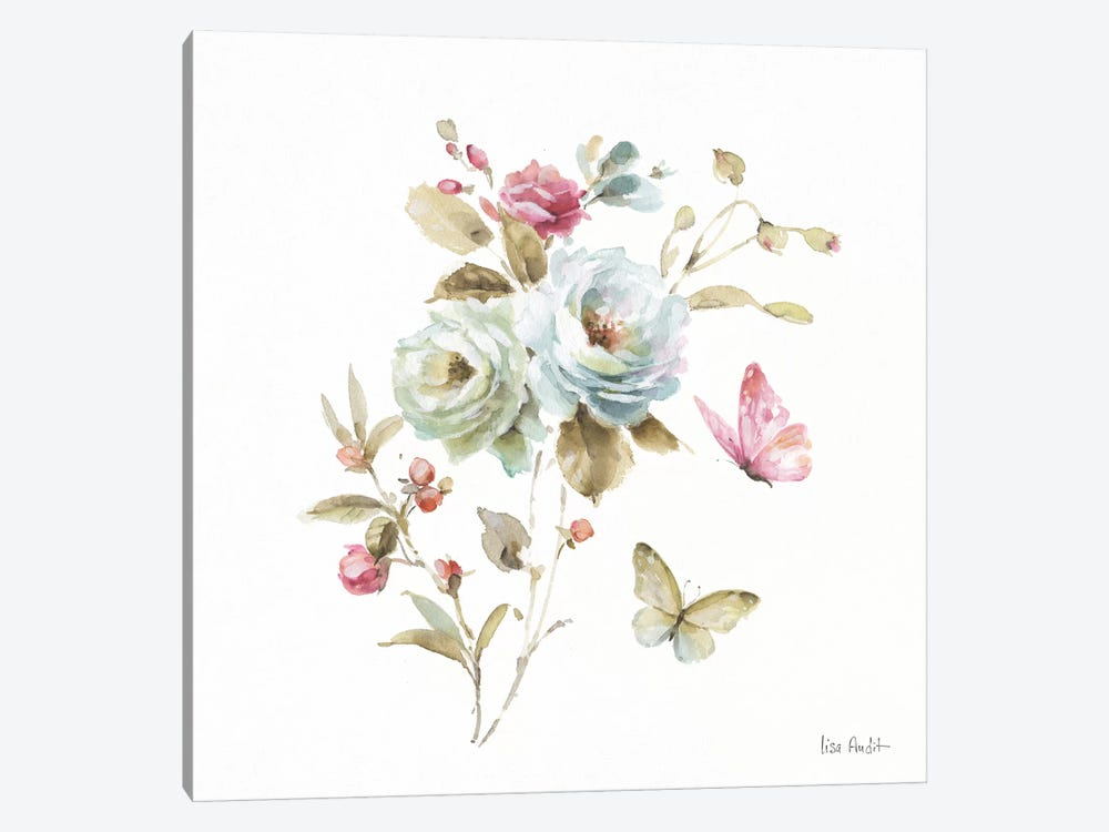 Beautiful Romance VIII by Lisa Audit 1-piece Canvas Art Print