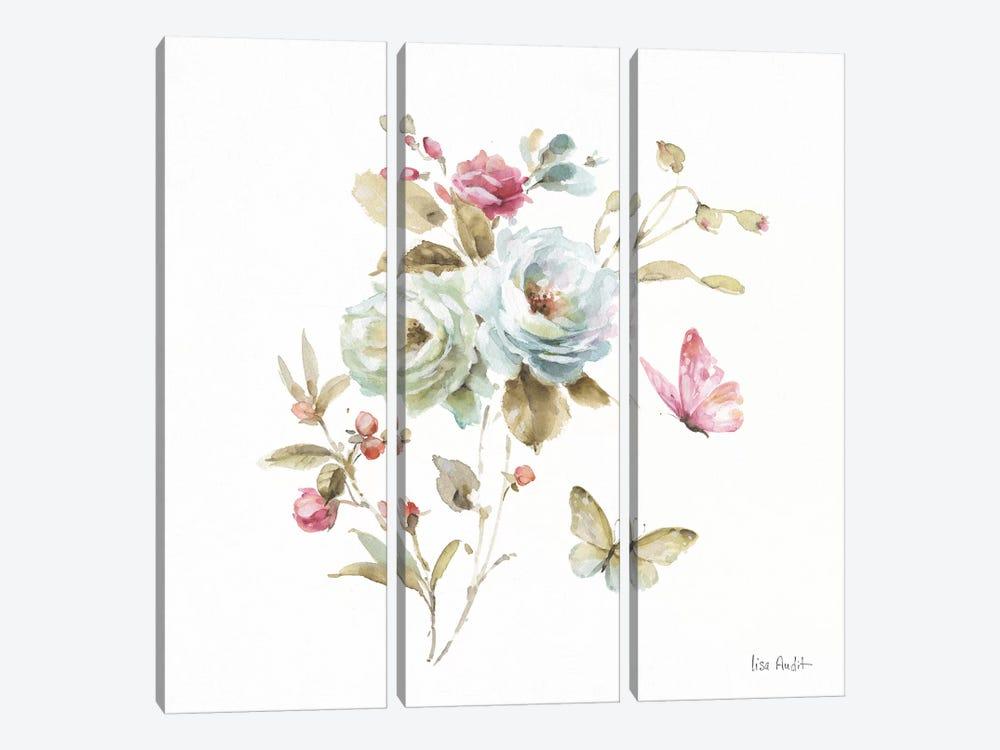 Beautiful Romance VIII by Lisa Audit 3-piece Art Print