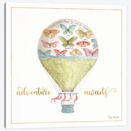 Beautiful Romance IX Canvas Print #WAC6736} by Lisa Audit Art Print