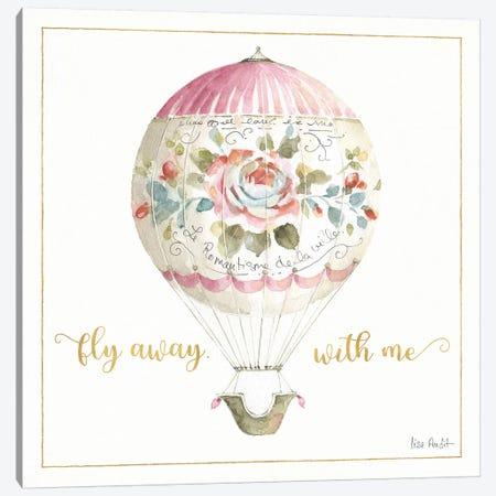 Beautiful Romance X Canvas Print #WAC6737} by Lisa Audit Art Print