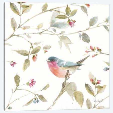 Beautiful Romance XVIII Canvas Print #WAC6745} by Lisa Audit Canvas Art