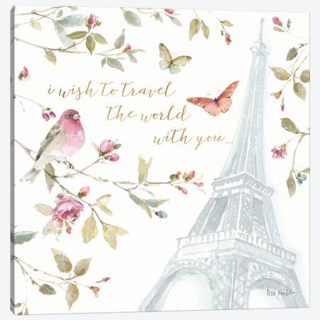 Beautiful Romance XIX Canvas Print #WAC6746} by Lisa Audit Canvas Art