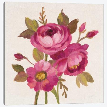 English Garden III Canvas Print #WAC6752} by Silvia Vassileva Canvas Wall Art