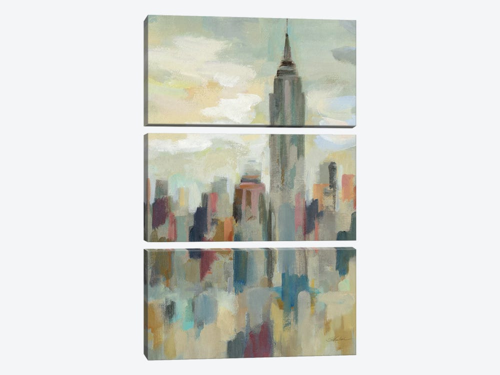 New York Impression by Silvia Vassileva 3-piece Art Print