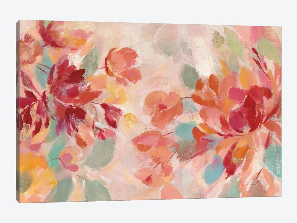 Spring Galore I by Silvia Vassileva 1-piece Canvas Print