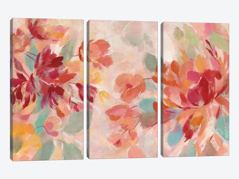Spring Galore I by Silvia Vassileva 3-piece Art Print