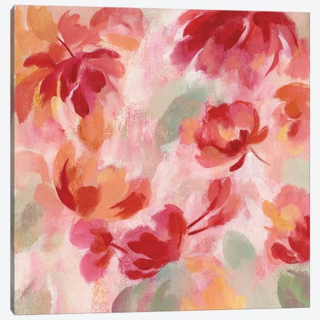 Spring Galore III Canvas Print #WAC6761} by Silvia Vassileva Art Print