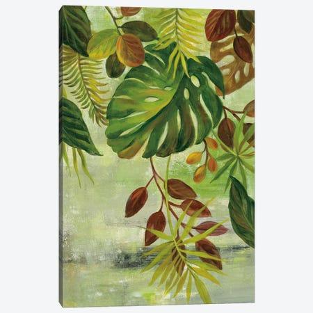 Tropical Greenery II Canvas Print #WAC6763} by Silvia Vassileva Canvas Print