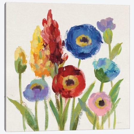 Wild Garden I Canvas Print #WAC6764} by Silvia Vassileva Canvas Art