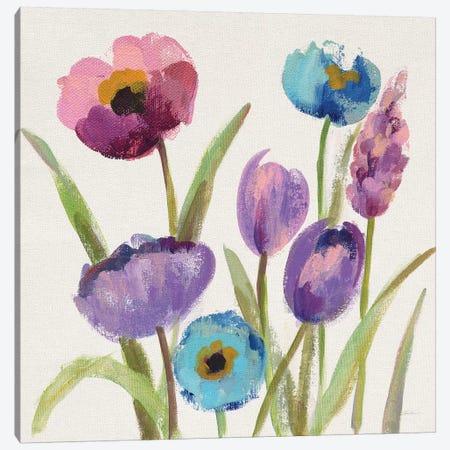 Wild Garden II Canvas Print #WAC6765} by Silvia Vassileva Canvas Wall Art