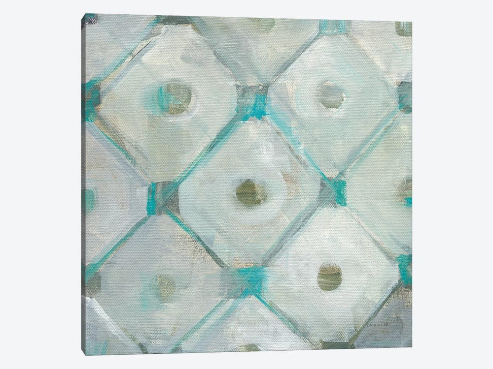 Tile Element I by Danhui Nai 1-piece Canvas Artwork