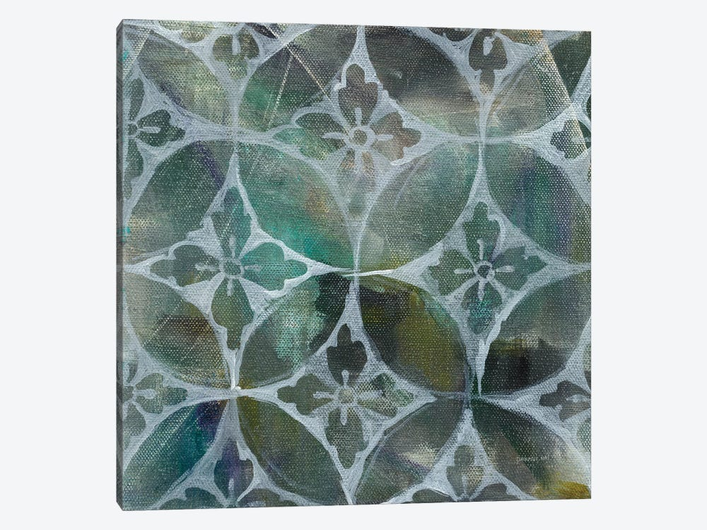 Tile Element II by Danhui Nai 1-piece Canvas Art