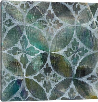 Tile Element II Canvas Art Print