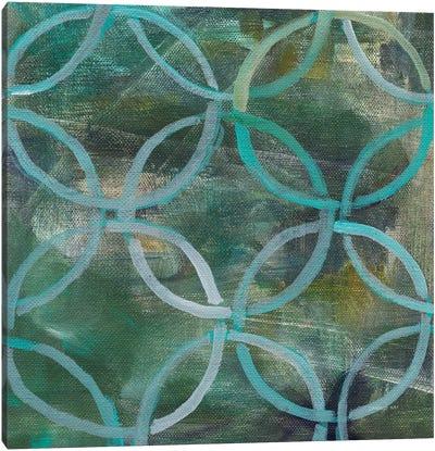 Tile Element III Canvas Art Print