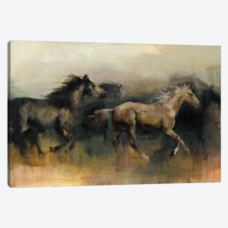 Roaming The West Canvas Print #WAC6773} by Marilyn Hageman Canvas Artwork