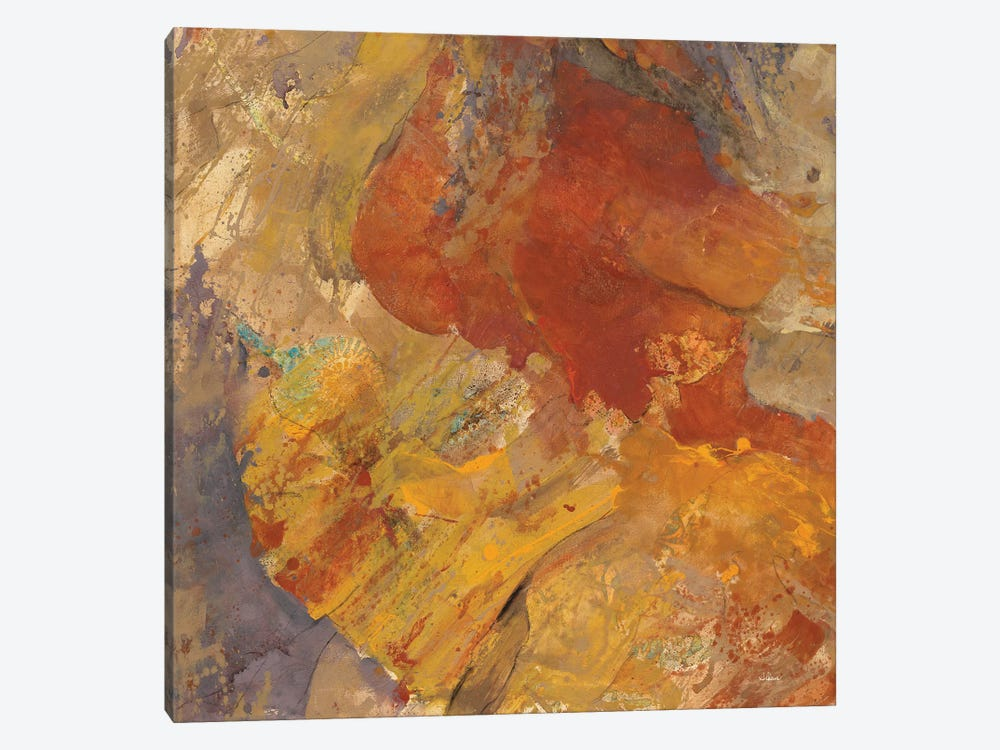 Canyon III.C by Albena Hristova 1-piece Canvas Artwork