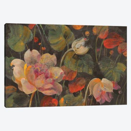 Night Garden Canvas Print #WAC6777} by Albena Hristova Art Print