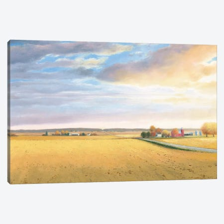 Heartland Landscape Canvas Print #WAC6782} by James Wiens Canvas Print