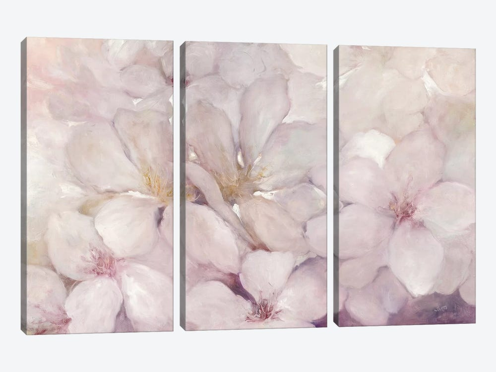 Apple Blossoms by Julia Purinton 3-piece Canvas Art