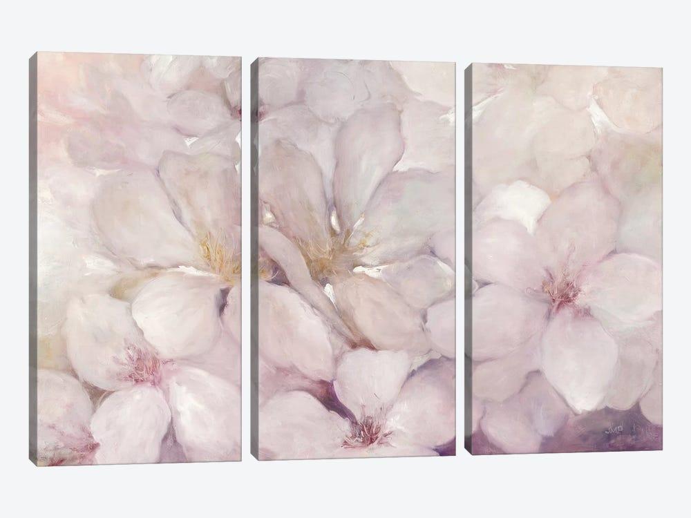 Apple Blossoms by Julia Purinton 3-piece Canvas Art