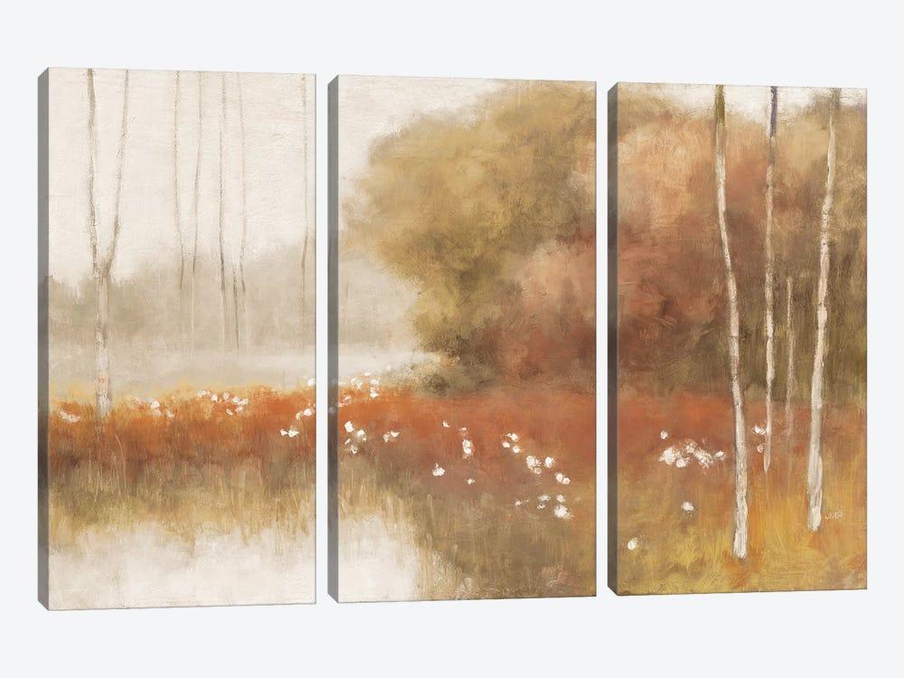 Autumn Midst by Julia Purinton 3-piece Canvas Print