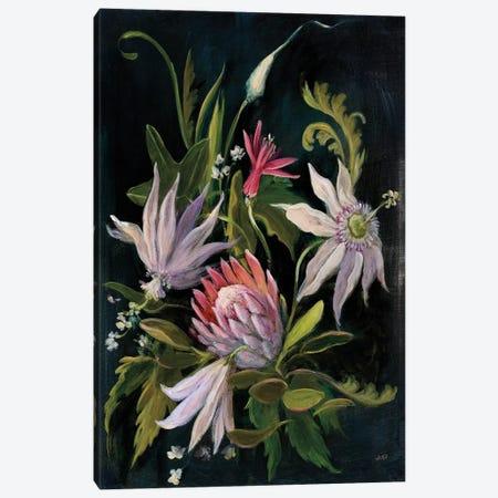 Flower Show I Canvas Print #WAC6785} by Julia Purinton Canvas Artwork