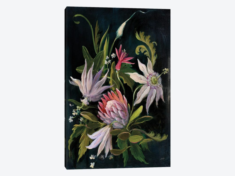 Flower Show I by Julia Purinton 1-piece Canvas Artwork