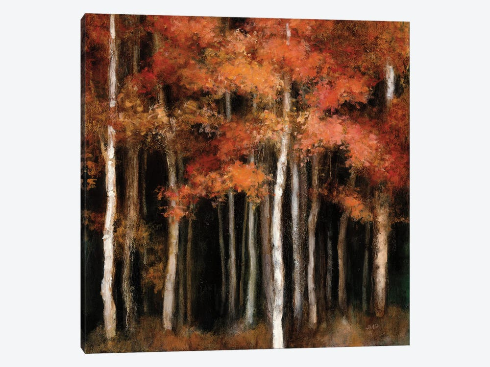 October Woods by Julia Purinton 1-piece Canvas Wall Art