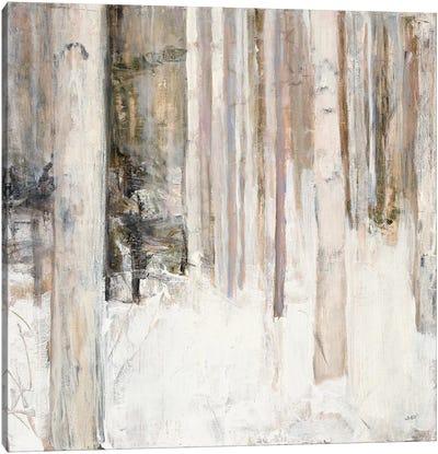 Warm Winter Light II Canvas Art Print