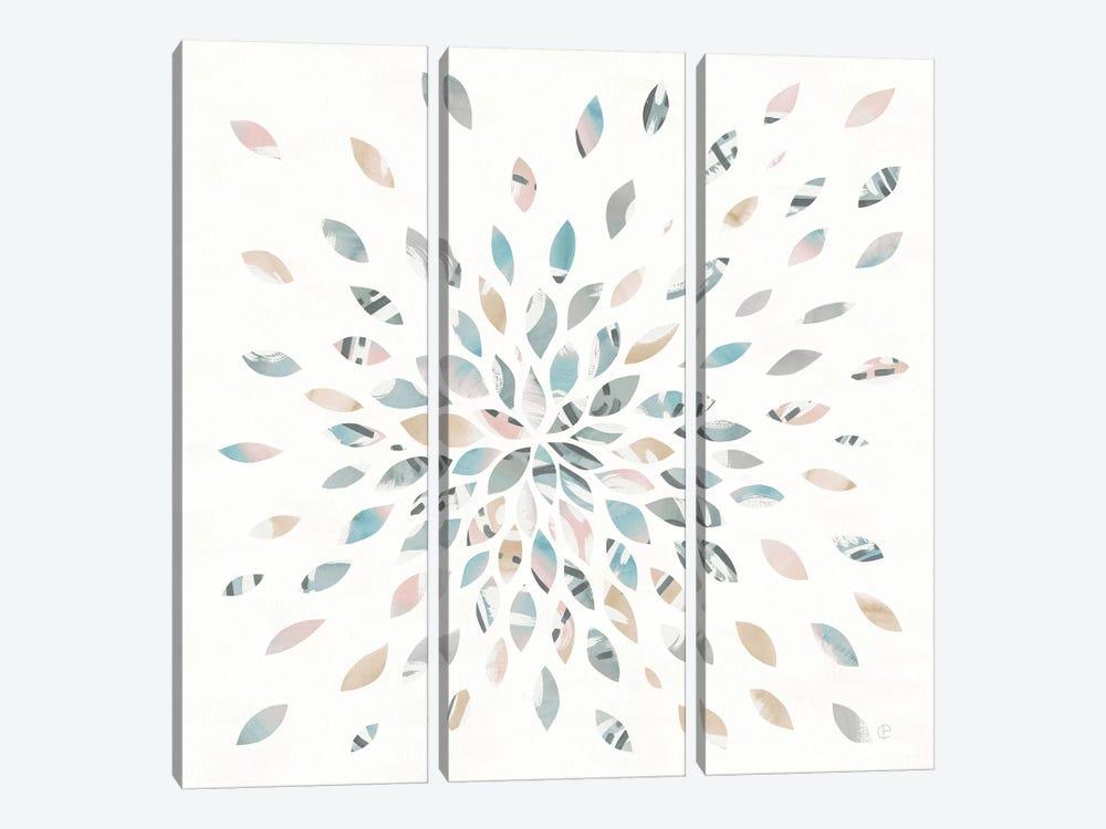 Fireworks II by Elyse DeNeige 3-piece Canvas Print