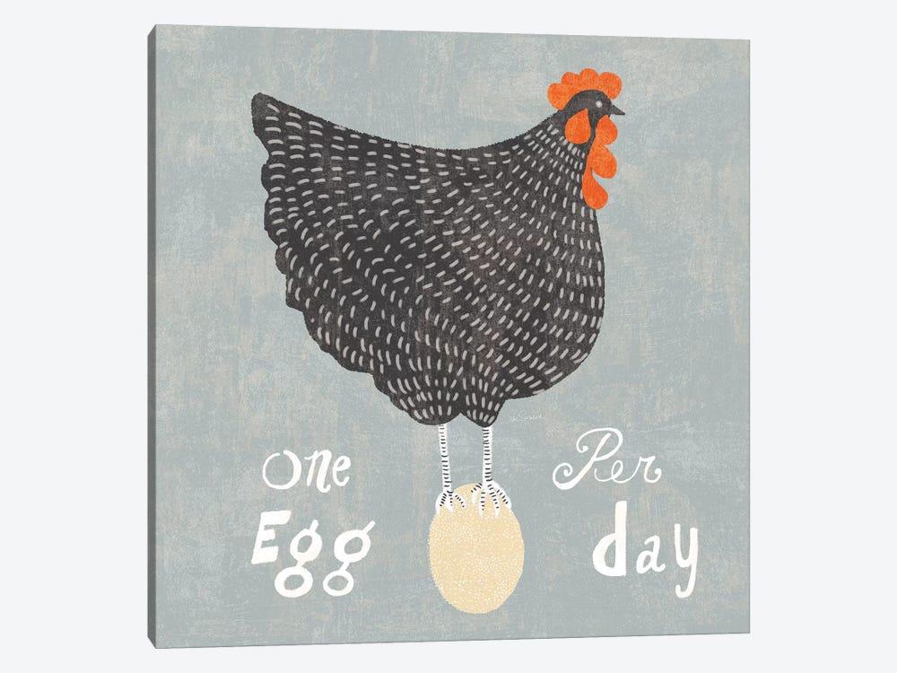 Fresh Eggs I by Sue Schlabach 1-piece Canvas Artwork