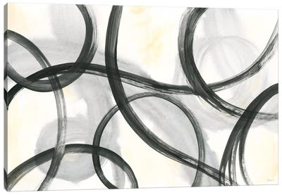 Junctions Canvas Art Print