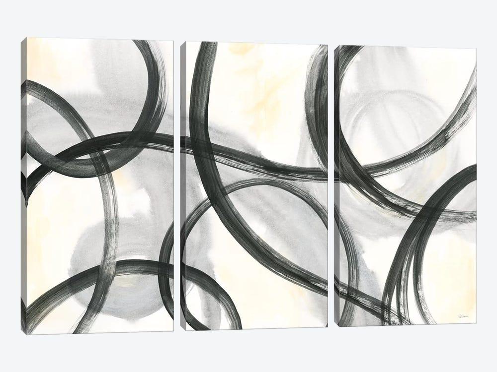 Junctions by Sue Schlabach 3-piece Canvas Art Print