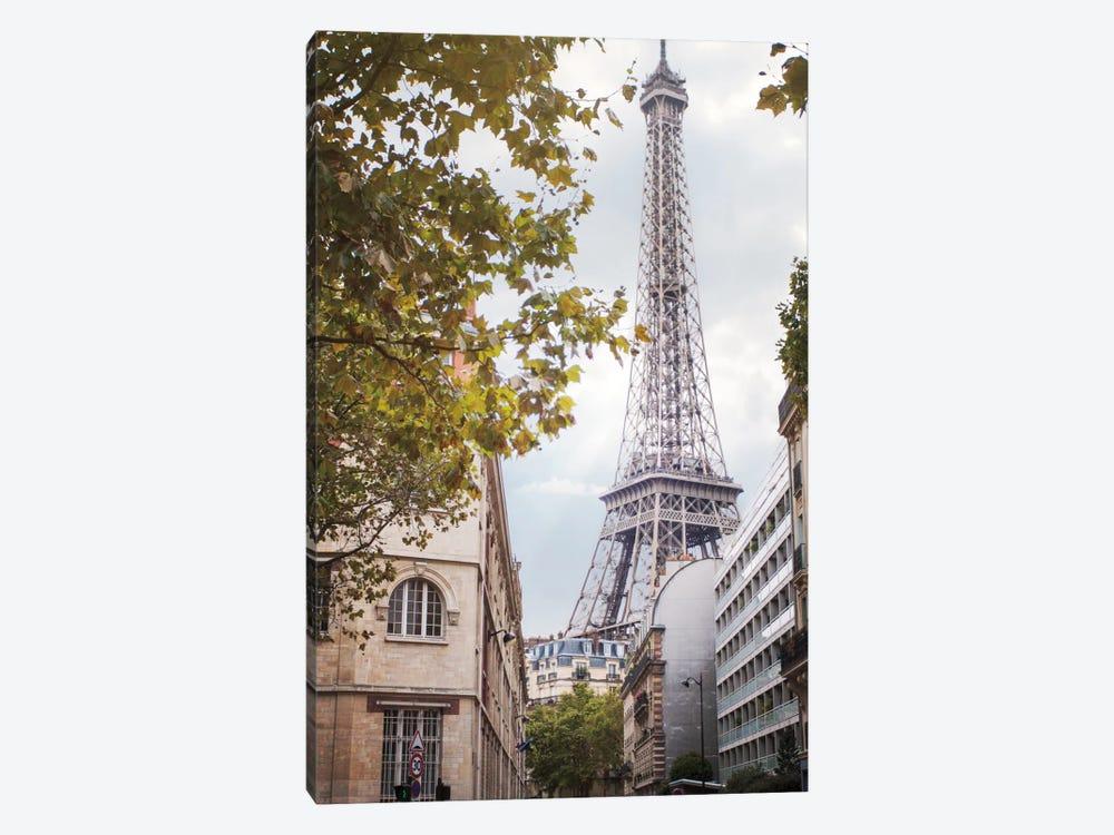 Eiffel View II by Laura Marshall 1-piece Canvas Art