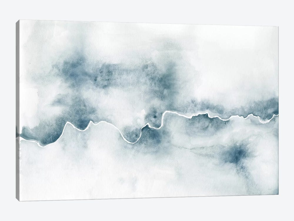 Flow by Laura Marshall 1-piece Canvas Wall Art