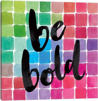 Color Quotes I Canvas Art Print