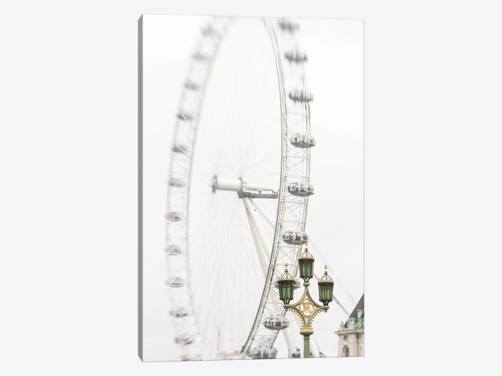 London Eye II 1-piece Canvas Art Print